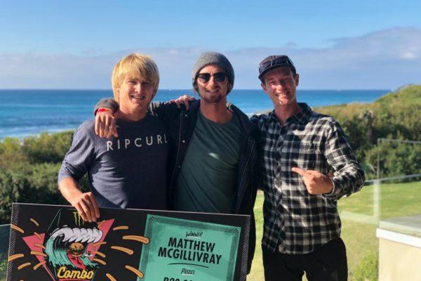 Matty McG Wins the Monster Combo